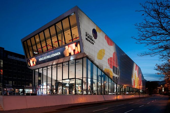 Skip the Line: German Football Museum in Dortmund Admission Ticket