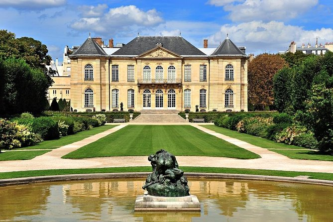 Skip the Line: Musee Rodin Paris Admission Ticket