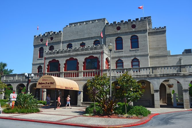 Ripley's Believe It or Not Odditorium in St. Augustine
