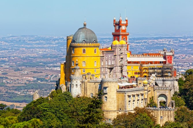 Pena Palace & Chalet of Edla Admission Ticket