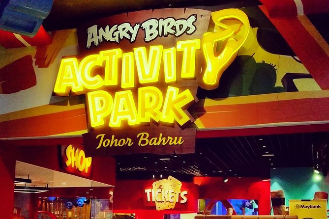 Angry Birds Activity Park Admission Ticket