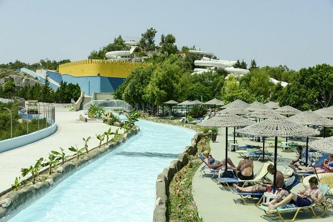 Skip the Line: Rhodes Faliraki Water Park Admission Ticket