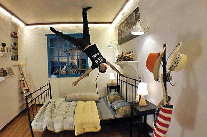 Funtasy House Trick Art