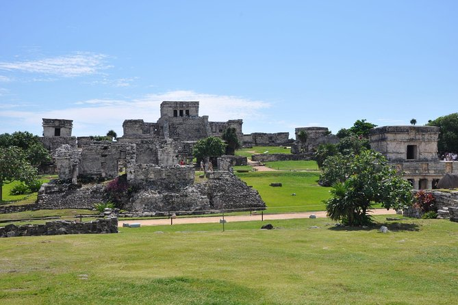Maya Ruins of Tulum Skip-the-Line Admission