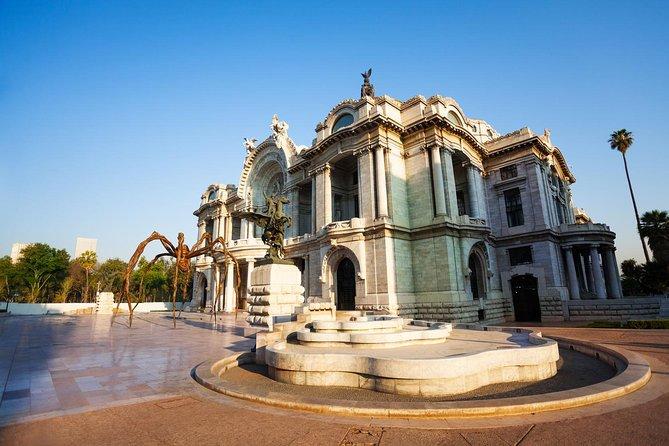 Skip the Line: Mexico City Palace of Fine Arts