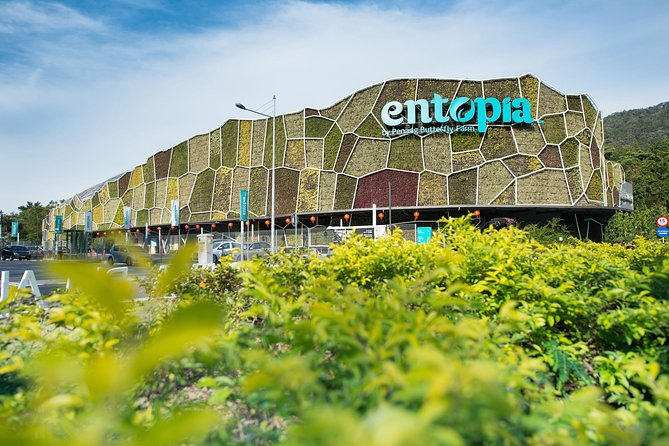 Entopia by Penang Butterfly Farm Official Admission Ticket