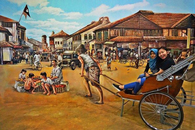 Rickshaws, takes you back in Time