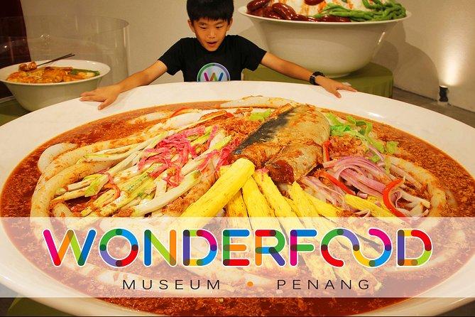 Wonderfood Museum Penang Adgangskort