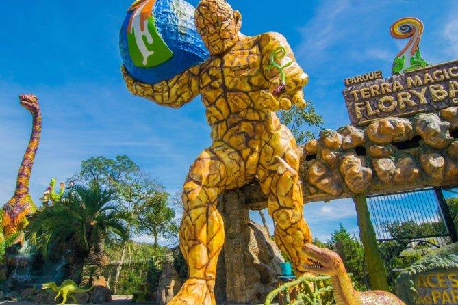 Parque Terra Magica Florybal Admission Ticket