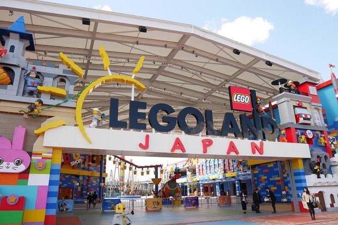 Skip the Line: General Admission Ticket Legoland Japan in Nagoya