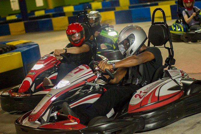 Skip the Line: Indoor Kart Racing Experience Ticket
