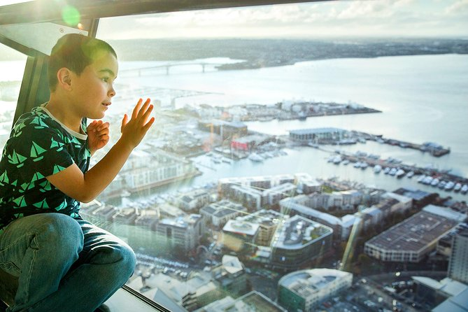 Skip the Line: Auckland Sky Tower General Admission Ticket