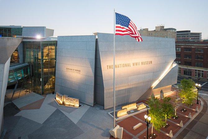 Het National WWII Museum Ticket New Orleans