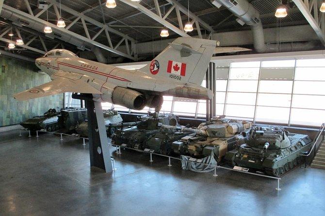 Canadian War Museum Admission