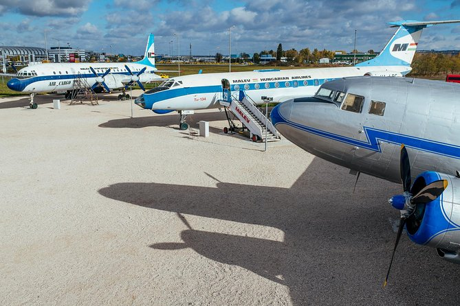Skip the Line: Aeropark Aviation Museum Entrance Ticket