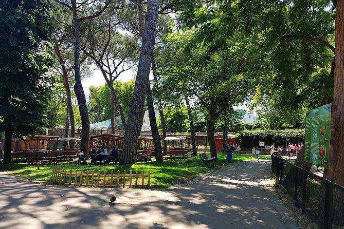 Ingresso normal para o Zoológico de Naples