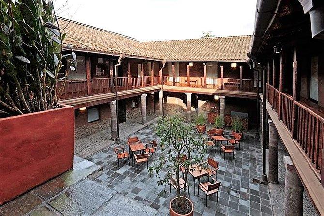 Casa del Alabado Museum of Pre-Columbian Art Admission Ticket