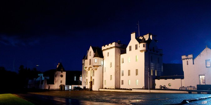 Skip the Line: Blair Castle House and Gardens Admission Ticket