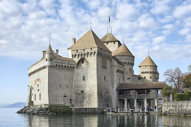 Chillon Castle Entrance Ticket in Montreux