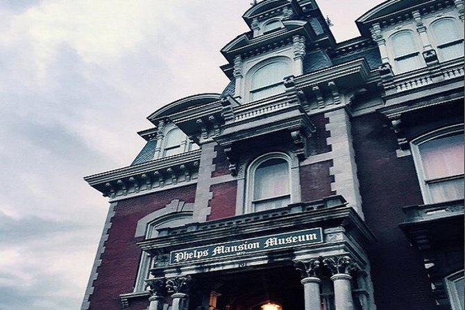 Phelps Mansion Museum Admission and Guided Tour Ticket