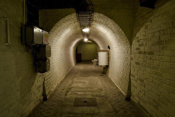 Skip the Line: 10-Z Bunker Entrance Ticket in Brno