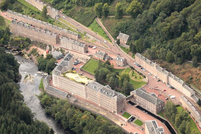 Skip the Line: New Lanark World Heritage Site Visitor Attraction Tickets