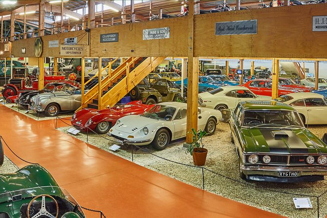 National Automobile Museum of Tasmania Family Pass Ticket
