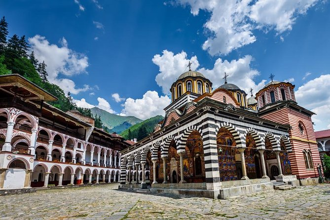 Self-guided tour in Rila Monastery + entrance