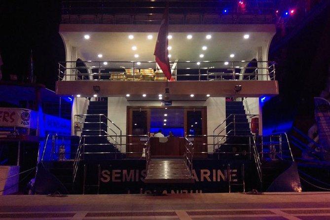 Semi Submarine Tour i Marmaris