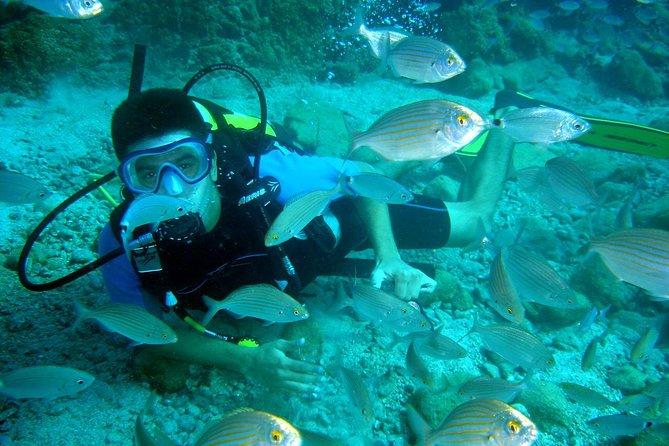 Scuba Diving from Marmaris