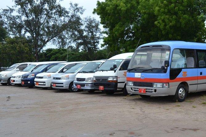Zanzibar Arrival Transfer: Zanzibar Airport to Hotel