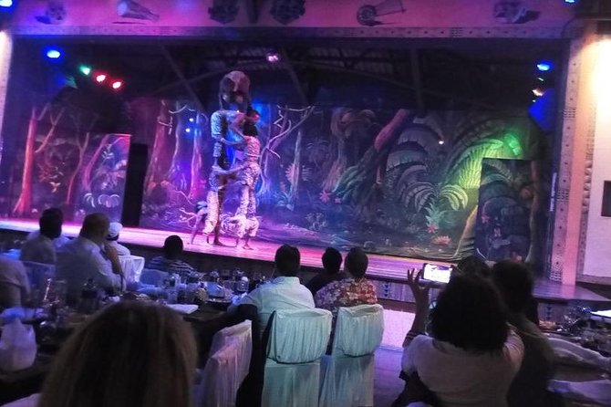 Safari Cat Dancers Show And Dinner