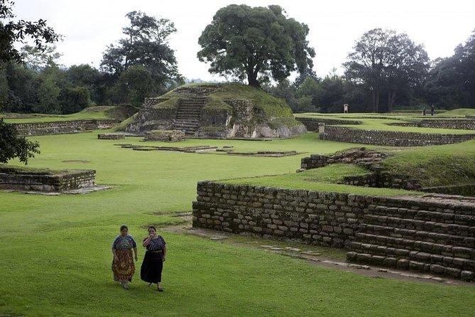 Iximche Archaeological Site from Guatemala City/ Antigua Guatemala