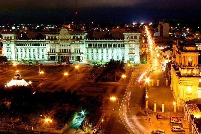 Excursión privada: descubrimiento de Ciudad de Guatemala y el centro histórico