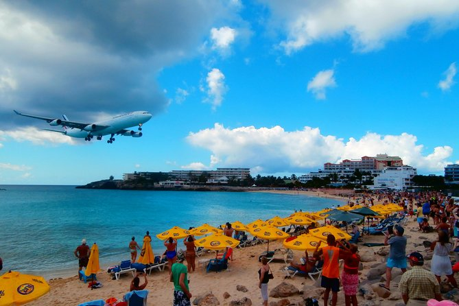 ST. MAARTEN SUNSET BEACH