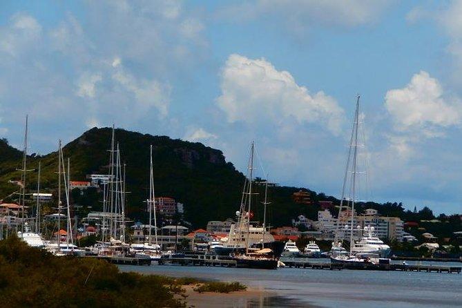 Shore Excursion: Philipsburg to Marigot Sightseeing Tour