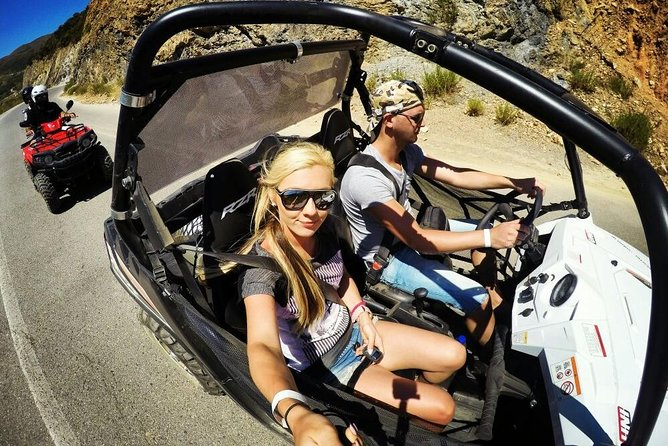 Polaris Buggy 4-Hour Safari from Rethymno Town