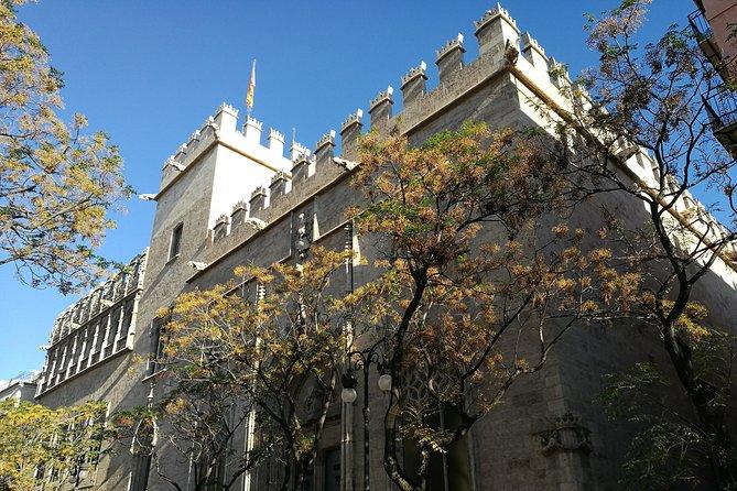 Shore Excursion: Valencia Shared Walking Tour 3h