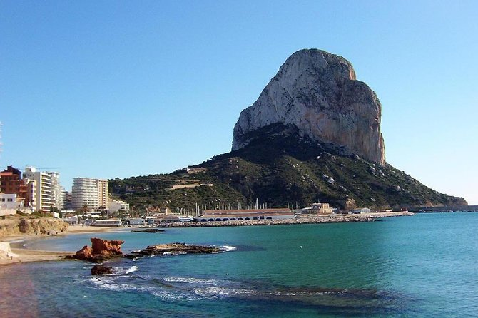 Calpe and Denia Villages Trip from Benidorm