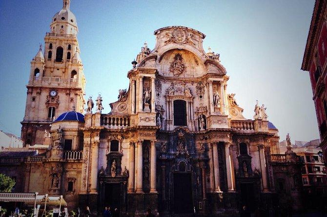 Recorrido a pie privado por Murcia