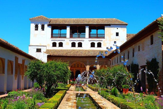 マドリッドからコルドバ経由のアンダルシアの5日間ガイド付きツアー