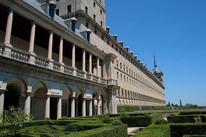 El Escorial Monastery tour from Madrid with Optional Toledo