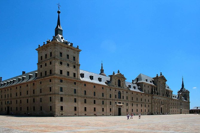 Monastery of El Escorial Tour from Madrid with Optional Toledo Visit