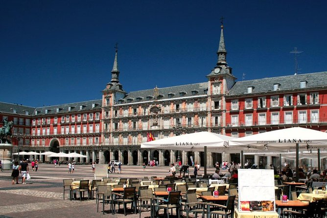 Guided Walking Tour of Historical Madrid