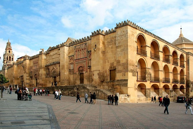2-Day Guided Tour Cordoba and Seville from Madrid