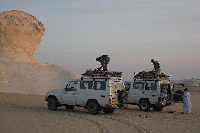 Private 2-Day White Desert and Bahariya Oasis Trip from Cairo