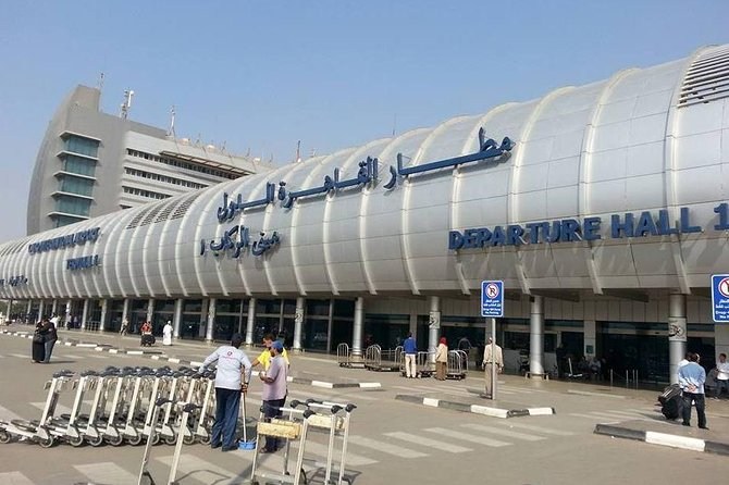 Private Transfer - Cairo Airport Arrivals Hall to Hotel