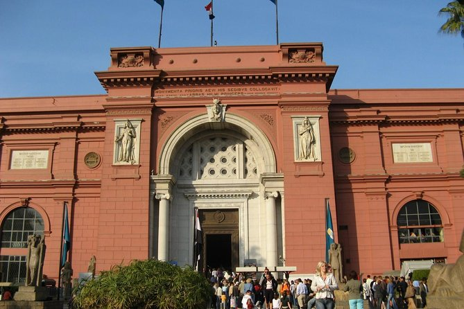 Egyptian Museum in Cairo: Private Guided Tour