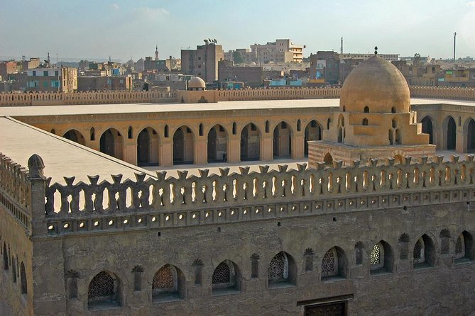 Medieval Cairo tour Ibn Tulun Mosque, Gayer-Anderson Khan El Khalili photo 1