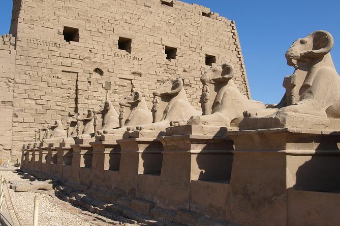 Luxor East Bank Private Tour Karnak Luxor temples